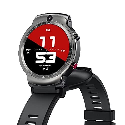 Relógio Smartwatch NAMOFO Venda quente 4g smartwatch men 8mp + 2mp hd câmera rotativa 1280mah novo design à prova dwaterproof água chamada de vídeo relógios inteligentes mulher android ios