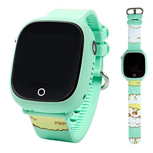ON WATCH Reloj con GPS para niños, Llamadas y cámara de Fotos....