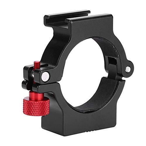 EBTOOLS Hot Shoe Adapter Ring Halterung für Zhiyun Smooth 4 Gimbal Rode Mikrofon LED Videoleuchte