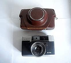 Rare Mamiya EE 1960s Rangefinder 35mm Camera with Mamiya - Kominar 40mm f/2.8 Lens, Made in Japan