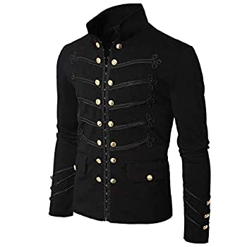 Best gothic jackets mens Reviews