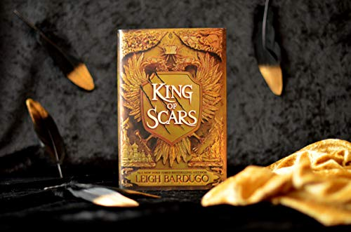 King of Scars: return to the epic fantasy world of the Grishaverse, where magic and science collide (King of Scars 1)