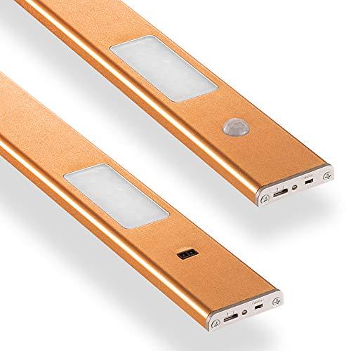 Schrank Nachtlicht 80CM Smart Hand Sweep Schalter Nachtlicht LED Induktion Kleiderschrank Licht Schuhschrank Licht Schrank Licht Stehlampe,Warmlight