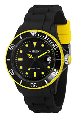 Madison - Herren -Armbanduhr U4485-41