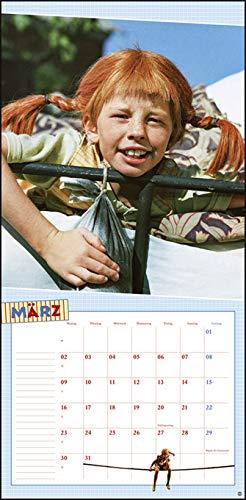 Pippi Langstrumpf Kalender 2020 - 4