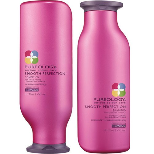 Pureology Smooth Perfection Shampoo und Conditioner (250 ml)