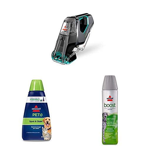 Pet Stain Eraser Powerbrush + Pet Formula + Oxy Boost
