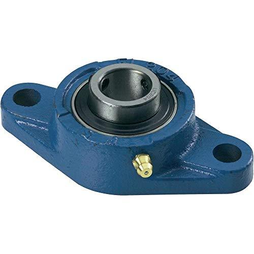 DOJA Industrial | Rodamientos con Soporte UCFL 204 | Cojinetes de Bolas para Eje de 20mm | Principales usos: Fresadoras, Impresora 3D, Bricolaje.