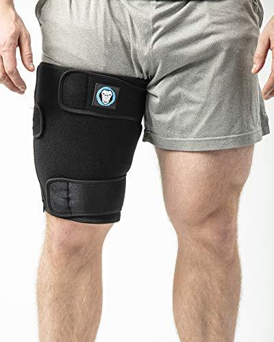 Urban Lifters - Avvolgimento a compressione per calore/ghiaccio, perfetto per il recupero da bodybuilding, powerlifting, sollevamento pesi, rugby, calcio, MMA, pista e campo.