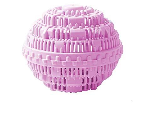 Geagodelia - Bola de lavado, bola de lavandería, antipelos, natural, ecológica, reutilizable para lavadora