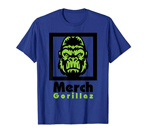 Merch Gorillaz T-Shirt