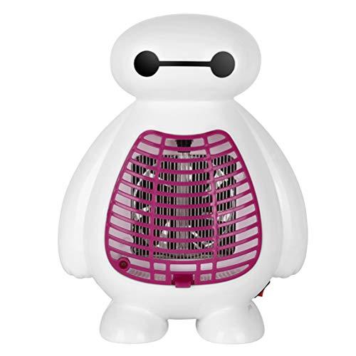Grote Witte Soort Silent UV Kiemdodend Compact Light, USB Ultraviolet Desinfectie Tafellamp Met Elektrische Schokken Functie Van Het Doden En Sterilisatie Rate Tot 99,9%