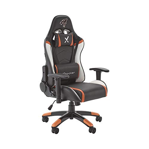 X Rocker Agility Jr Esport Gaming Chair with Comfort Adjustability for Junior Gamers (Electronic Games)
