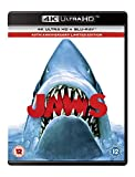 Jaws 4K [Blu-ray] [2020] [Region Free]