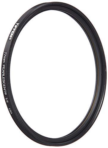 Tiffen Diffusion Filters Camera Lens Sky & UV Filter, Black (77PEARL14)