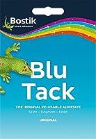Blu - tack 50g再利用可能な取り外し可能スティッキー–Pack of 2by Gl