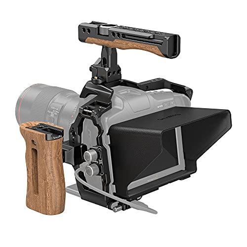 SMALLRIG Professionelles Zubehör-Kit für BMPCC 6K Pro Kamera Cage Käfig Kit - 3299