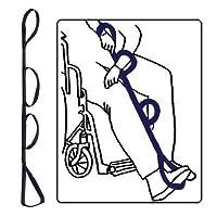 Kinsman Triple Loop Quad Leg Lifter - Navy - 35-42 by Kinsman