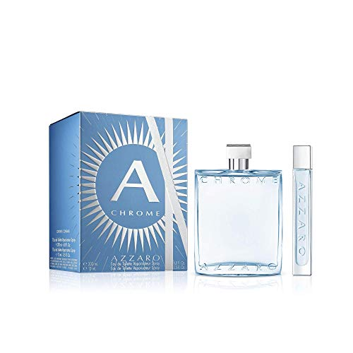 Azzaro Chrome Eau de Toilette - Cologne for Men