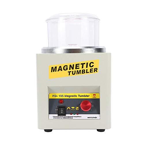 Mini Magnetic Tumbler - Máquina pulidora de joyas (acabado pulido)