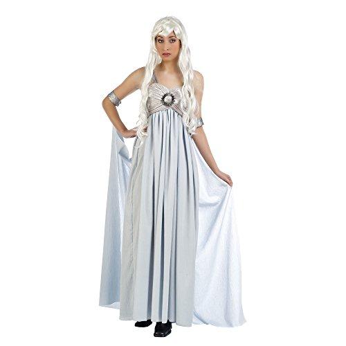 Limit Disfraz Adulto Juego de Tronos Blanco Talla S, Multicolor (Ma455S)