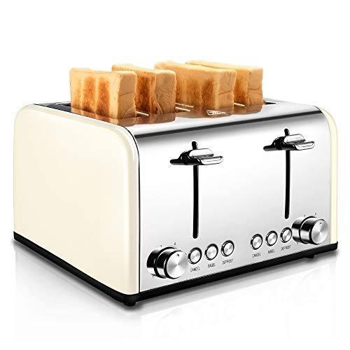 CUSIBOX Crumpet toaster
