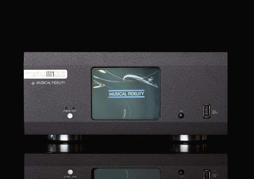 Musical Fidelity M1CLIC Konverter Audio