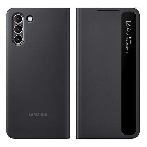 Samsung Clear View Cover für G991B Samsung Galaxy S21 - Black
