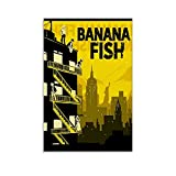 KFMD Anime Banana Fish Poster für Jungenzimmer Okumura