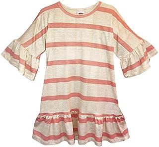 Vestido Infantil Nica Trica Viscose