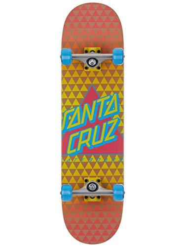 Santa Cruz Skateboard Komplettboard Not A Dot 8.0' (Yellow)