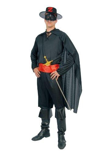 Alco Déguisement de Zorro pour adulte