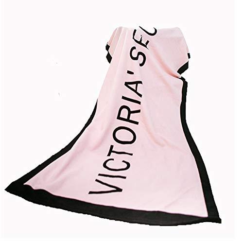 GSJJ Toalla Playa Microfibra 2 Piezas Absorbente, Suave Secado rápido, Toallas de baño Manta Chal Estera para Adulto los niños Viaje Deporte Nadar Yoga Gimnasio