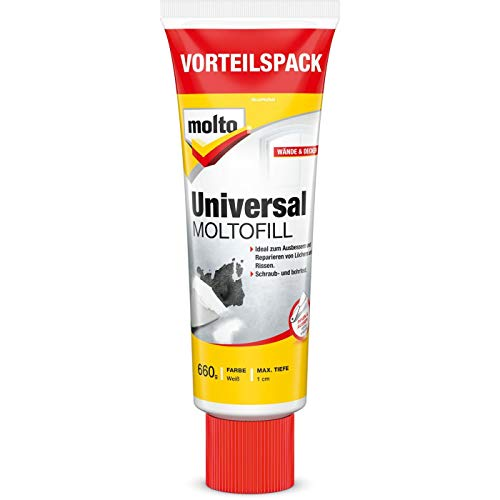 Moltofill Reparaturspachtel Universal 660g