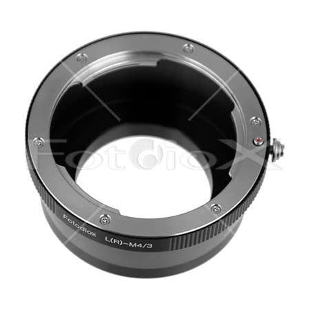 Fotodiox Lens Mount Adapter Compatible With Leica R Kamera
