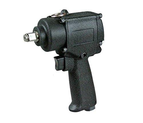 【有名メーカー同等品】 最大トルク610N・m プロ仕様 1/2(12.7mm) エアーインパクトレンチ ツインハンマー
