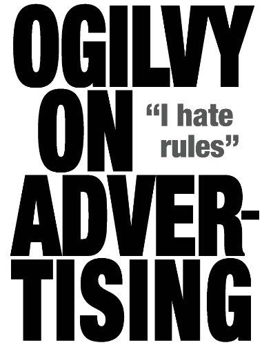 Ogilvy on Advertising (English Edition)