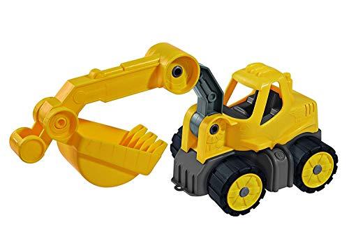 Big - Power Worker Mini - Pelleteuse - Roues Soft - pour Enfant dès 2 Ans - 800055802