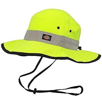 J America Hi-Vis Yellow Bucket Hat