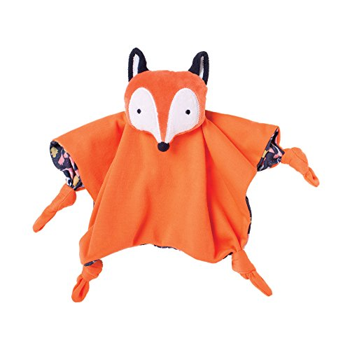 Manhattan Toy Camp Acorn Fox Snuggle mjukisdjur bebisleksak