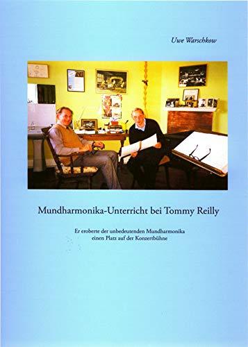 Mundharmonika-Unterricht bei Tommy Reilly: Er eroberte der unbedeutenden...