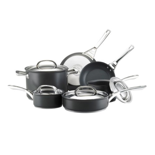 Circulon 10-Piece Hard Anodized Cookware Set review
