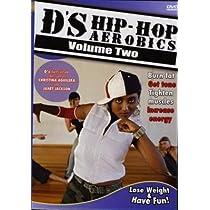 D's Hip Hop Aerobics Volume 2 DVD