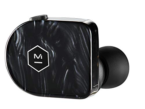 MW07 True Wireless Earphones - Black Quartz