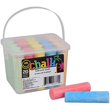 Greenbrier Sidewalk Chalk, 20-ct. Box