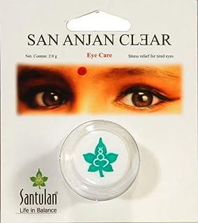 Ayucine Forever Santulan Ayurveda San Anjan Kajal Clear - 2 Gm
