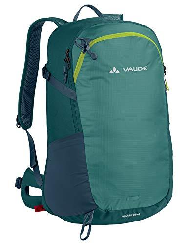 VAUDE Rucksäcke20-29l Wizard 24+4, nickel green, Einheitsgröße, 121549840