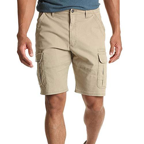 Basic Vintage Herren Cargo Shorts Männer Herren Short Herren Cargo Hose Shorts Sommer Kurze Hose Chino Stretch Slim Fit Men Shorts Kurze Hose Regular Casual Herren Shorts Kurze Hose Sweat Pants