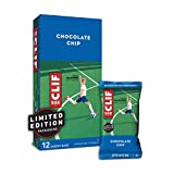 CLIF BAR - Energy Bars - Chocolate Chip - (2.4 Ounce Protein Bars, 12 Count)...