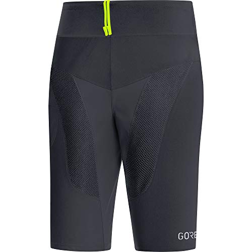 GORE Wear C5 Men's Cycling Shorts, XXL, Black